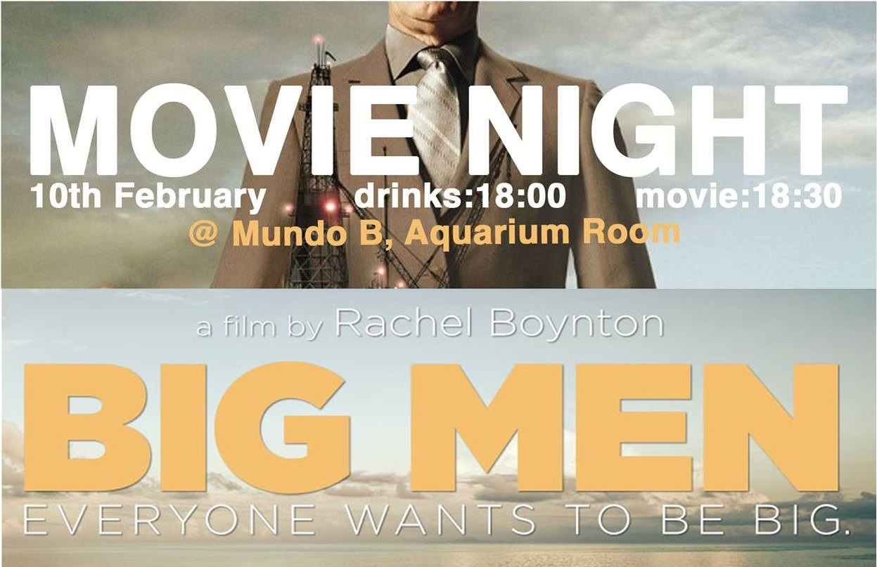 Big Men poster website